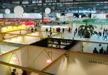 milan satellite showroom floor