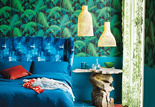 trend forecast blue bed