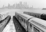 subway cars transport r