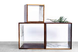 2131 collection 2131 walnut and marble storage cube enviro  0