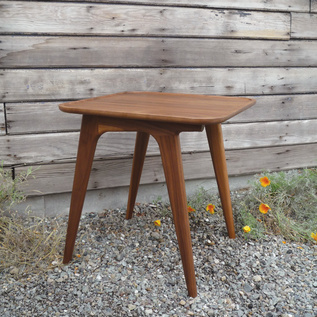 """<b>Rian End Table</b> by <a href=""""http://www.semigoods.com"""">Semigood Design</a>, $1,200 for table without lipped edge, $1,325 for table with lipped edge"""
