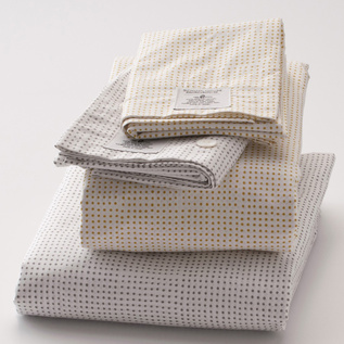 Dotted Sheets by Schoolhouse Electric & Supply Co.