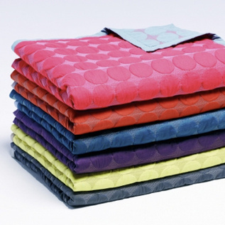 modern quilt by HAY
