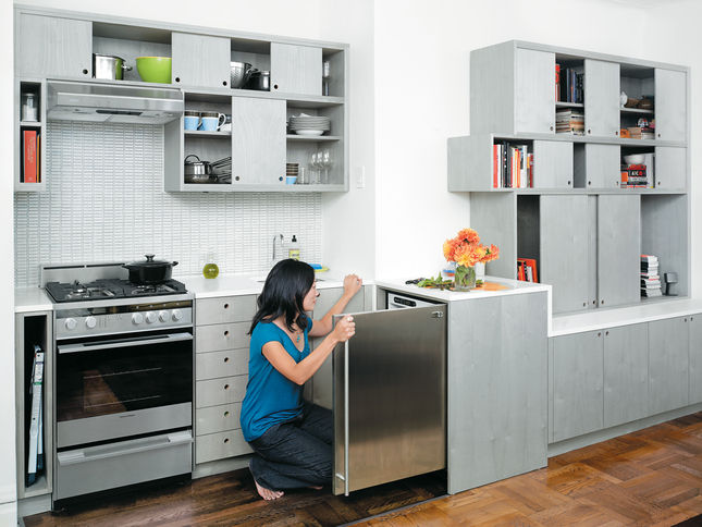 Slideshow: 5 Smart Kitchen Storage Solutions | Dwell