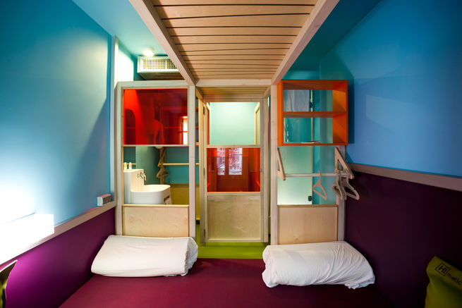 Slideshow: 7 Small Spaces for the Adventurous Traveler | Dwell