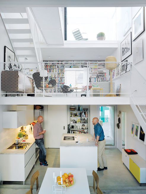 Slideshow: Contemporary Nordic Town House | Dwell