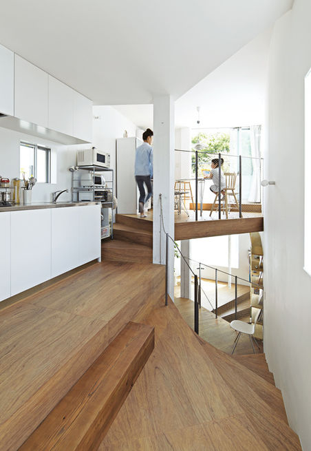 Slideshow: 6 Small Kitchens Big on Style | Dwell