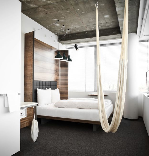 Slideshow: A Modern Design Hotel in Vienna | Dwell