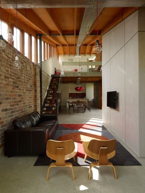 Slideshow: 7 Modern Mezzanines | Dwell