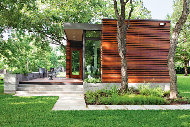 Slideshow: Small and Modern: A Family Lakeside Getaway in Texas