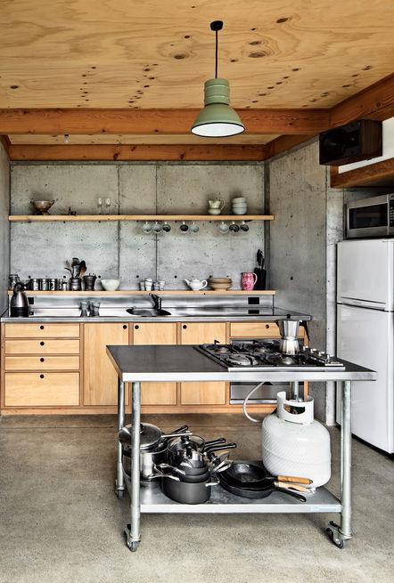 Kiwis big adventure kitchen
