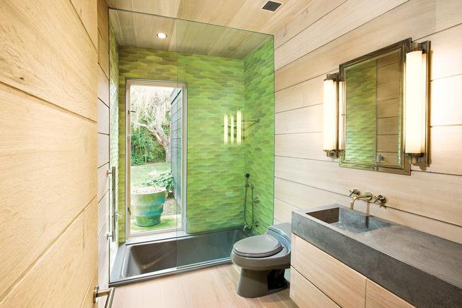 Slideshow: Modern Bathroom Design, Remodeling, and Decor Ideas | Dwell