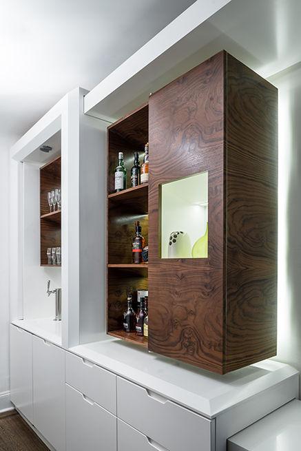 edHOUSE 機能櫥櫃 輕裝修 輕裝修設計 系統櫃 系統板材 裝潢設計 系統家具 客製化 收納 酒櫃 櫥櫃 系統櫃設計 垂釣拉櫃 可翻動門板 伸縮櫃 室內設計
