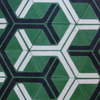POD Popham Design Tiles hexarrow