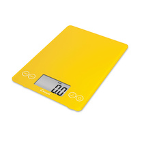 simple, modern kitchen scale that comes in a dozen colors