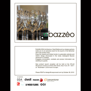 Bazzeo invite