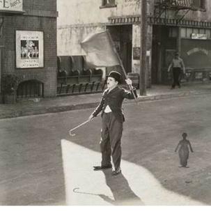Still from Modern Times (1936)