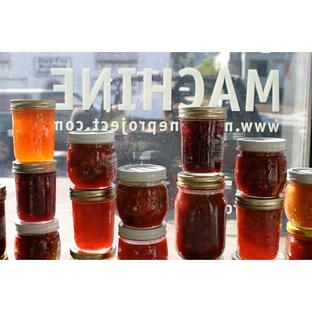jam jars machine project
