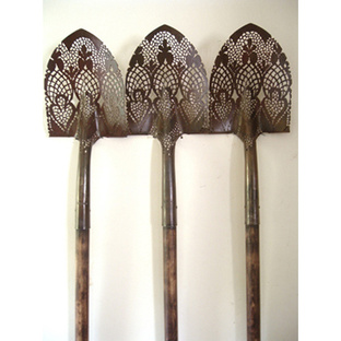 lace shovels cal lane
