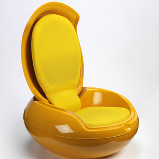 Garden Egg Chair, 1967-68