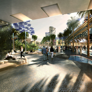 masdar development foster