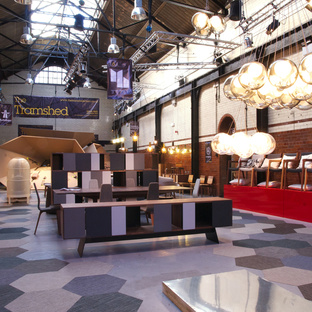 A photo of the Tramshed location for Tramshed 2011.