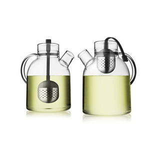 Glass Teapot with Infuser by Menu