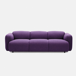 modern furniture products bright colors normann copenhagen swell sofa