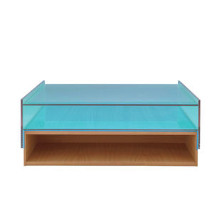 Hampton low table by Eric Jourdan for Ligne Roset