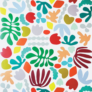 Modern Made in the USA America products like the Matisse Is My Muse Wallpaper by Kate Zaremba from Washington DC