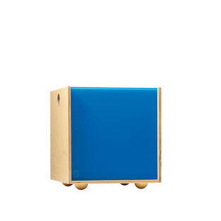 Modern Made in the USA America products like Storage cube from Simple Wood Goods from Ohio