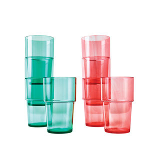 Essential outdoor products like  Sommar glasses by Ikea