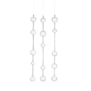 Ateenan Aamu Glass Wind Chimes by Kaj Franck for Iittala