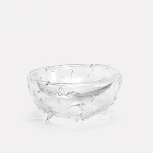 2x Glass Bowl by Assembly