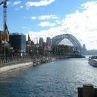 Touring Sydney, Part 1