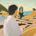 Alex Katz: Give Me Tomorrow
