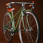 Bespoke: The Handbuilt Bicycle