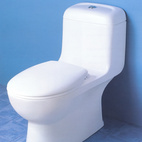 Caroma-Caravelle-One-Piece Round Front Plus Dual-Flush Toilet