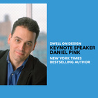 Dwell on Design Keynote Speaker: Daniel Pink