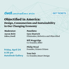 Dwell Conversations: Objectified in America