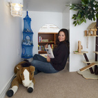 Erica Islas on Kids' Spaces