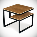 Ossington End Table