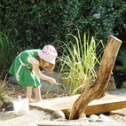 How to Build a Natural Playscape