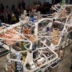 Chris Burden's Big City Dreams
