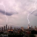 Lightning Strikes Thrice