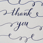 Thank You Cards by Linda and Harriett