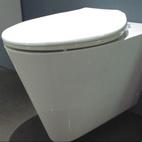 Neo-Metro miniLoo Compact Dual-Flush Toilet
