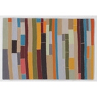 Stripe Mosaic Rug