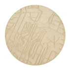 Map Trivets and Coasters