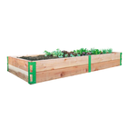 Raised Garden Box Kit